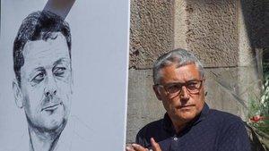 Cuatro detenidos por el asesinato del concejal de IU Javier Ardines
