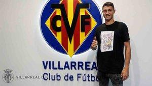 Cuenca ha sido cedido al Villarreal