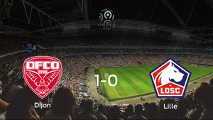 El Dijon FCO suma tres puntos a su casillero tras ganar al OSC Lille (1-0)