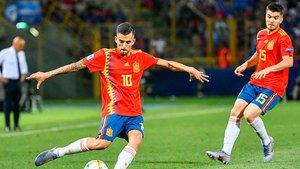 Eurocopa Sub 21: Sigue en directo el España - Francia