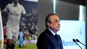 Florentino Pérez puede hipotecar al Real Madrid