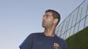 Gerard López comenzará a trabajar con 25 jugadores