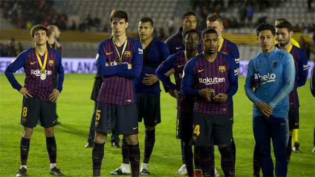 El Girona se proclama campeón de la Supercopa de Catalunya