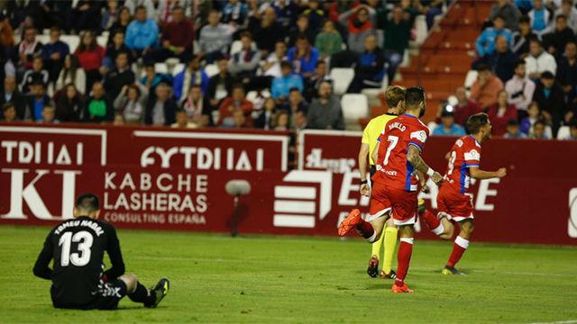 El Granada gana en Albacete y envía a Osasuna a Primera