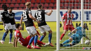 Hamburgo y Heidenheim aspiran a acabar terceros.
