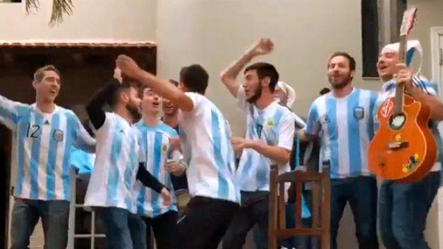 El hit de la Copa América dedicado a la selección argentina
