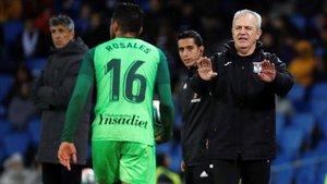 Javier Aguirre debutó en el banquillo del Leganés con un empate en el Reale Arena ante la Real Sociedad