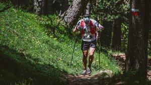 Joan Soler, 30 horas corriendo Non Stop