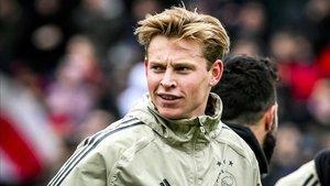 De Jong se decidió finalmente por el Barça