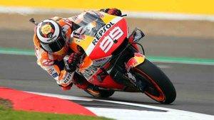 Jorge Lorenzo ha regresado al Mundial de MotoGP