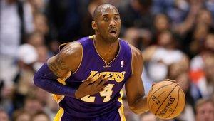 Kobe Bryant fue la figura icónica de Los Ángeles Lakers