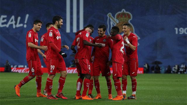 LALIGA | Real Sociedad - Getafe (1-2)