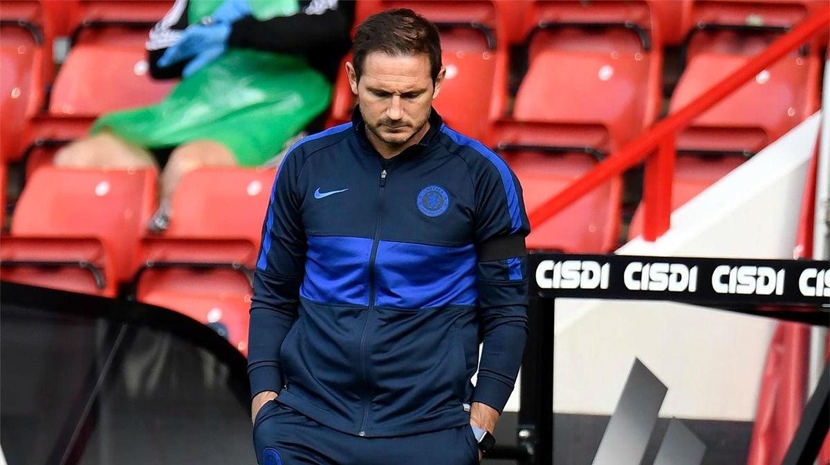 Lampard: Nunca fijé mis esperanzas en que hubiera una plaza extra de Champions