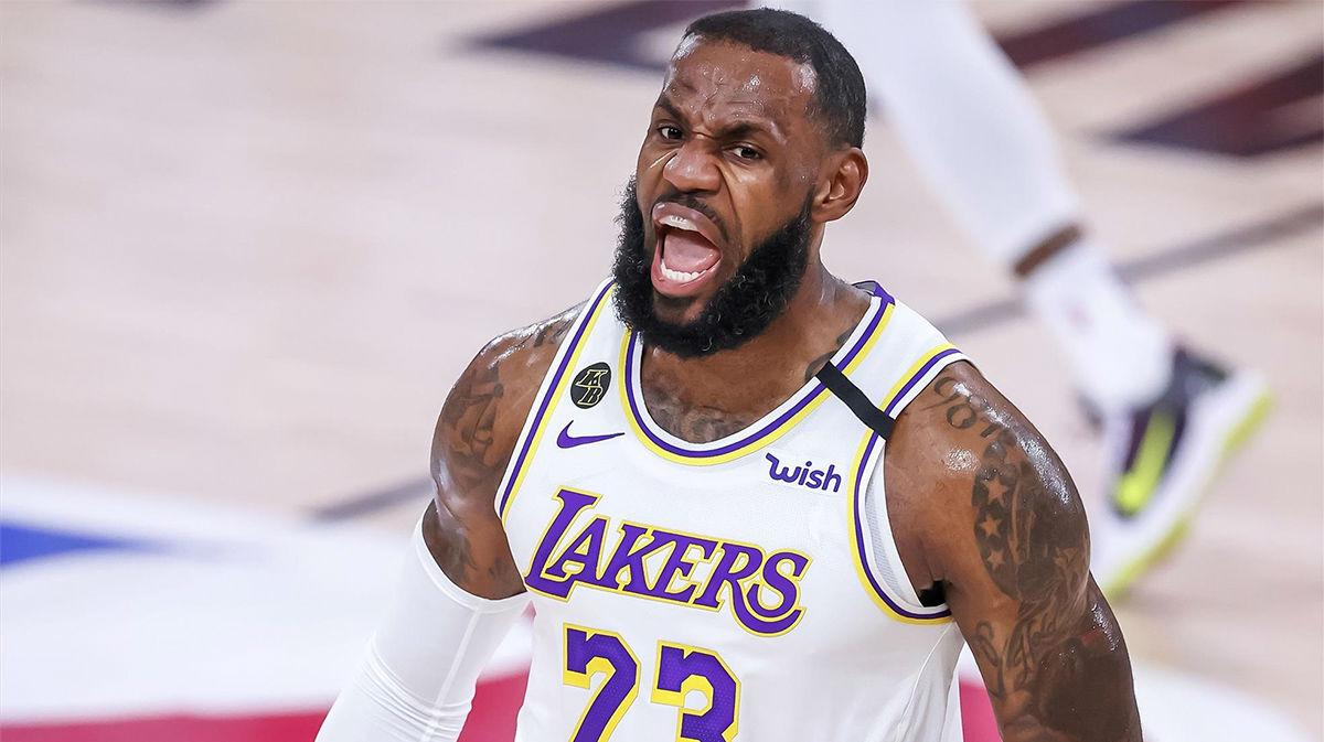 LeBron manda a los Rockets para casa