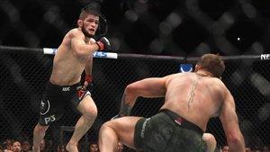 McGregor no se conforma y quiere pelear otra vez con Nurmagomedov
