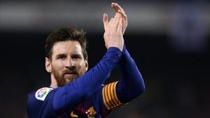 Messi, ante el Mundial de su vida