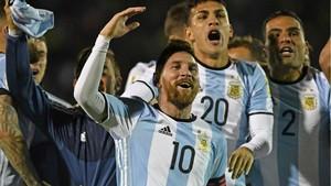 Messi espera poder ganar por fin un Mundial con Argentina en Rusia