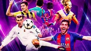 Tu momento Champions