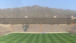 El Monumental de Lima albergará la final de la Copa Libertadores