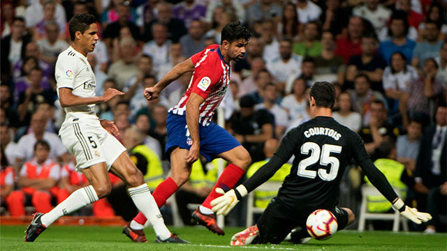 Nervios, tensión, ocasiones... y empate: el resumen del Real Madrid-Atlético