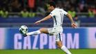 Pedro marcó el gol de la victoria en la primera parte de la prórroga.