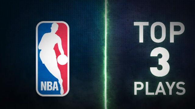 No te pierdas las mejores jugadas de la pasada madrugada en la NBA