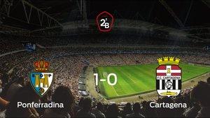 La Ponferradinaconsigue su puesto en la siguiente ronda de los playoff (1-0)