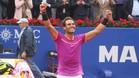 Rafa Nadal ha consolidado su quinto puesto en el ranking y se acerca a Roger Federer