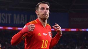 Ramsey, el héroe galés