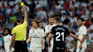 El Real Madrid ha iniciado una cruzada contra los árbitros