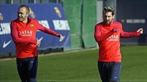 Robert Fernández da por hecha la renovación de Iniesta y Messi