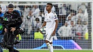 Rodrygo solo ha marcado siete goles para el Madrid