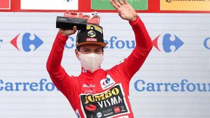 Roglic vuelve a liderar La Vuelta 2020
