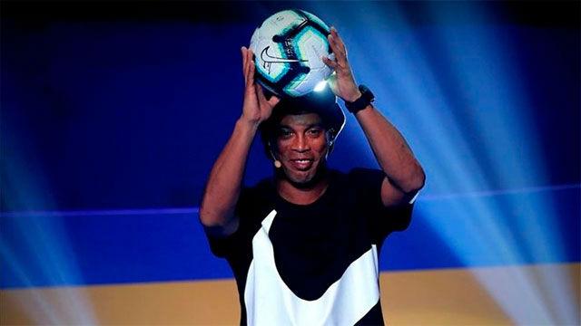 Ronaldinho: No cambié la historia del Barça