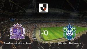 El Sanfrecce Hiroshima logra la victoria tras derrotar 1-0 al Shonan Bellmare