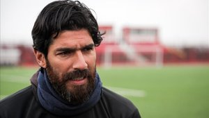 Sebastián Abreu sostuvo una extensa entrevista