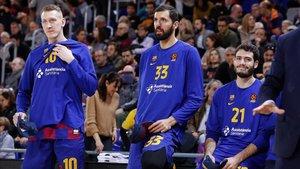 Smits, Mirotic y Abrines, tres de los fijos para el Barça 2020-21