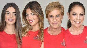 Supervivientes 2019: Isabel Pantoja, Chelo, Lidia y Violeta, nominadas
