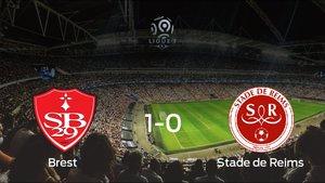 Triunfo 1-0 del Brest frente al Stade de Reims