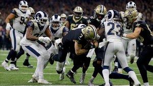La última vez que los Rams disputaron la Super Bowl fue en la edición XXXVI cayendo ante los Patriots