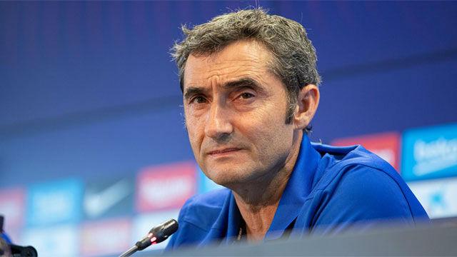 Valverde, cauteloso en cuanto a las opciones de Messi