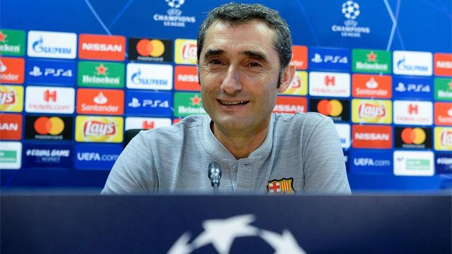 Valverde: Me gusta la motivación extra por esta Champions