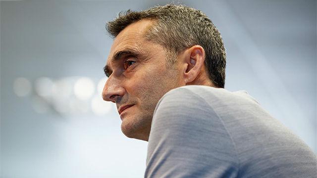 Valverde habló en la previa del partido ante el Levante