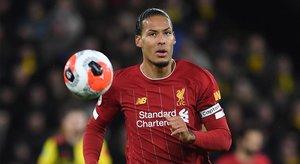 Van Dijk se ha convertido en uno de los mejores defensas del mundo en el Liverpool