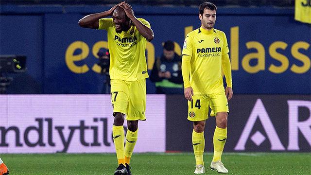 El Villarreal abusa del Almería