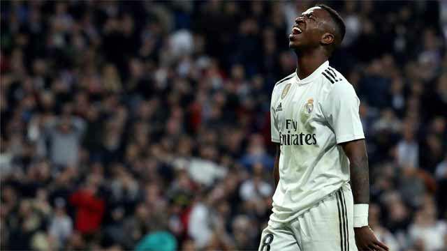Vinicius sentenció al Madrid con sus fallos a puerta