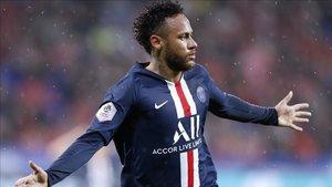 La vuelta de Neymar con el PSG está cada vez más cerca