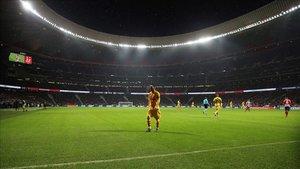 El Wanda Metropolitano no tendrá más público esta temporada
