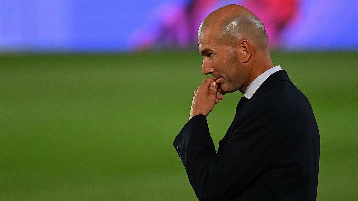 Zidane se queja del calendario