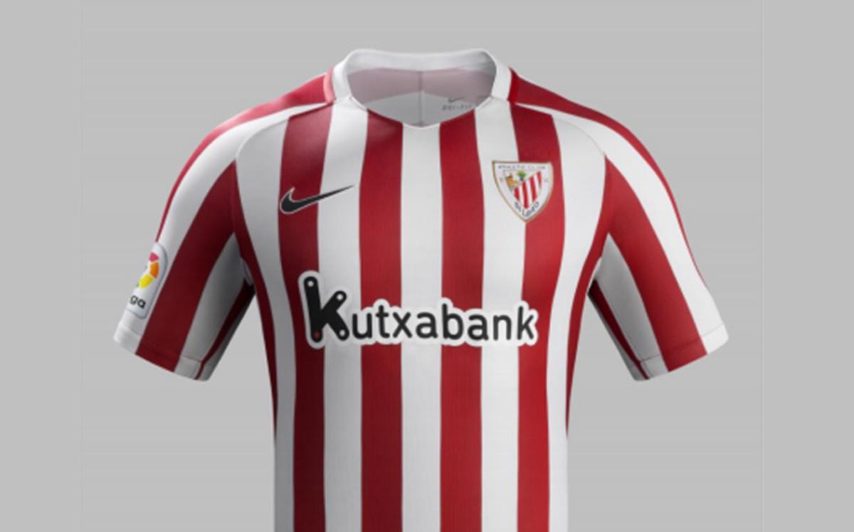 44ca1883f2569 El Athletic presenta nueva equipacion para la temporada 2016-2017